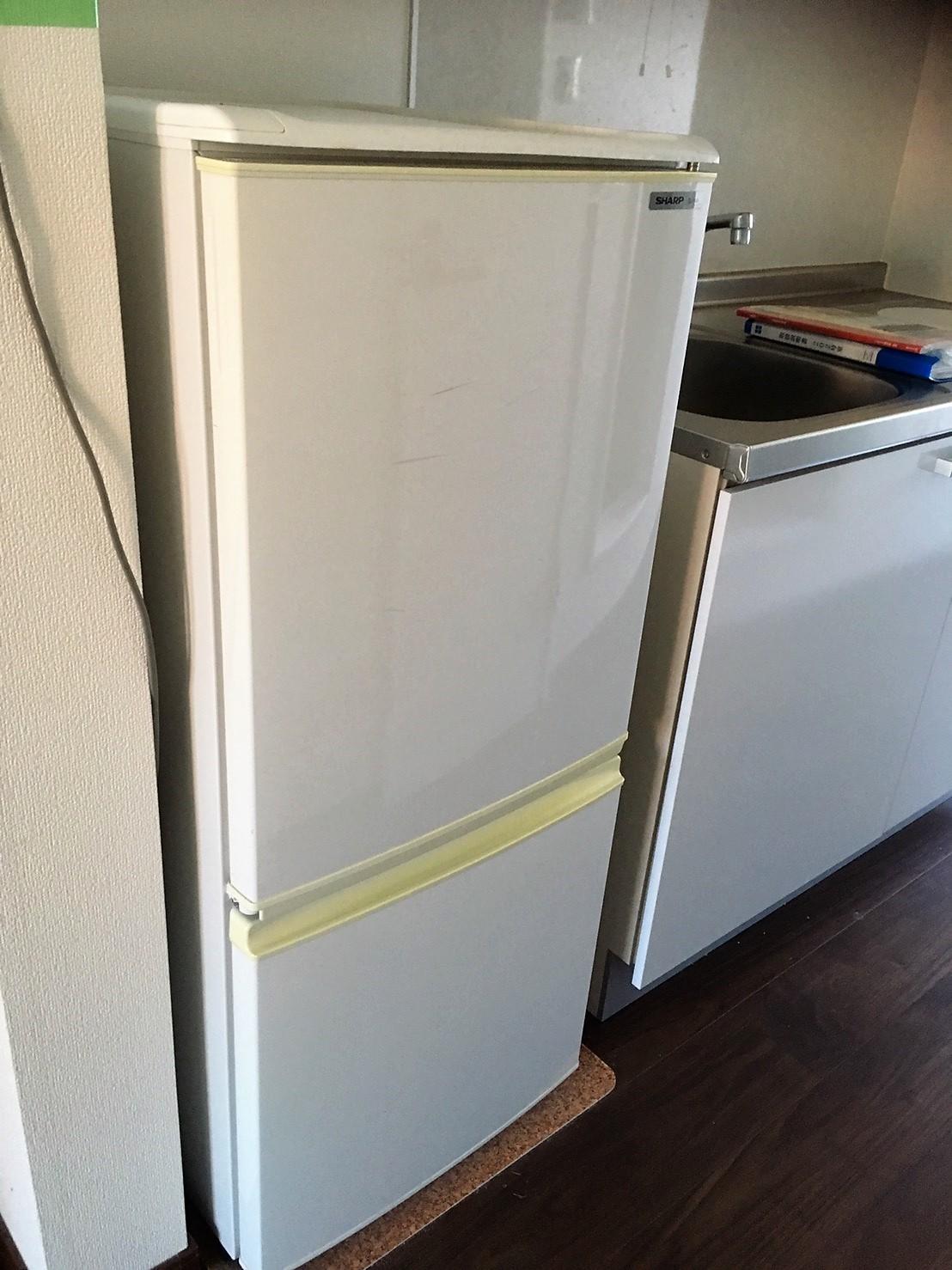 引っ越し後の冷蔵庫回収